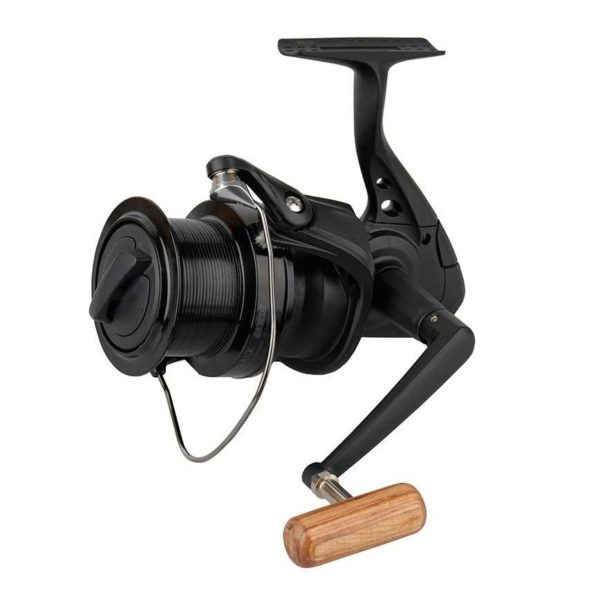 Катушка OKUMA Custom Black CB-60 3+1bb 3.8:1 570гр. SP Spool